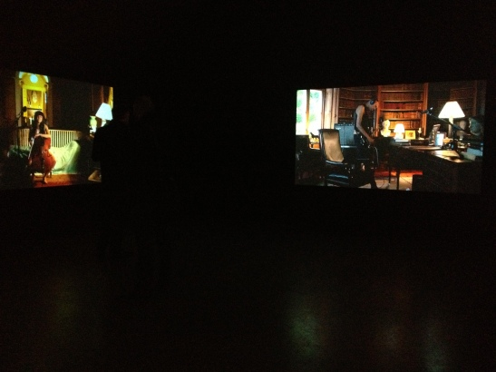 Ragnar Kjartansson, The Visitors, 2013, installation view, Lugring Augustine, NY
