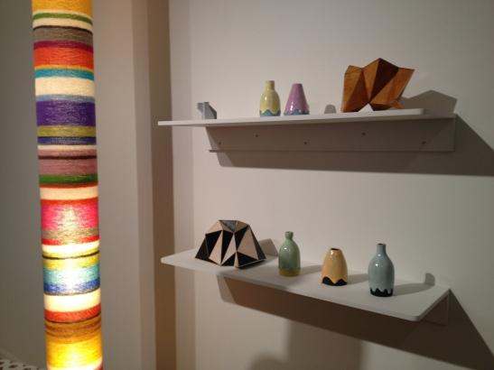Tom Lauerman, Brian Giniewski, Egawa-Zbryk. Installation view. Image courtesy of Erin Dziedzic