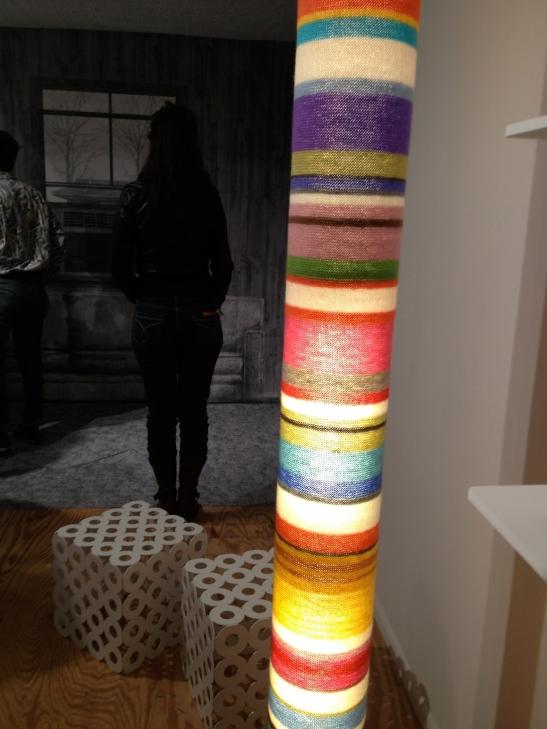 Brian Giniewski, Egawa-Zbryk. Installation view. Image courtesy of Erin Dziedzic