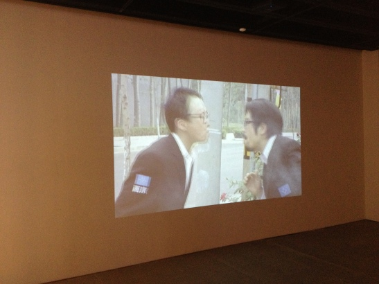 The Xijing Men. Installation view. Image courtesy of Erin Dziedzic