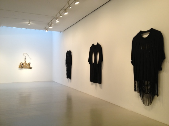 Amanda Ross-Ho: Gone Tomorrow, installation view at Mitchell-Innes & Nash, NY. Image courtesy of Erin Dziedzic