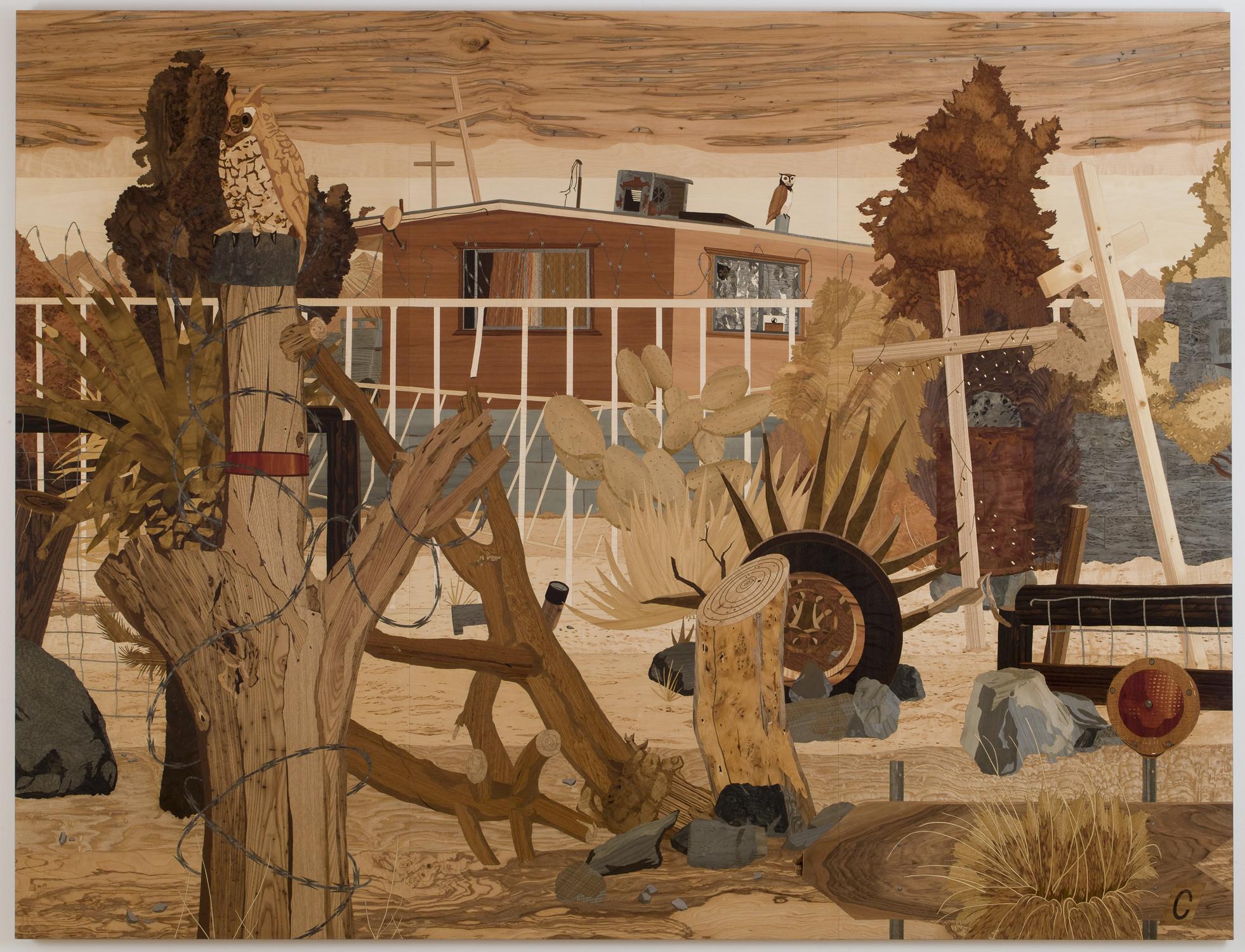 wood veneer atlanta