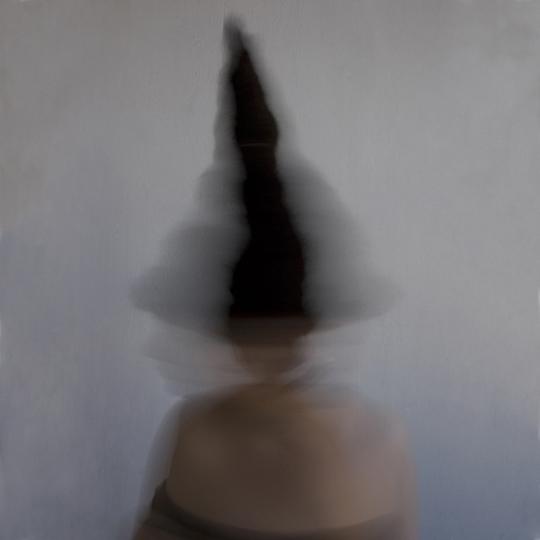 Joy Episalla, blur 3, 2012, archival giclée print, 22 x 22 x 1/2 inches. Image courtesy of the artist.