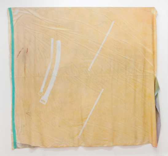 Travis Boyer and Hayden Dunham, installation view at Jackie Klempay,